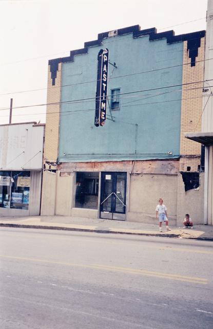 Pastime Theatre, Sandersville, GA