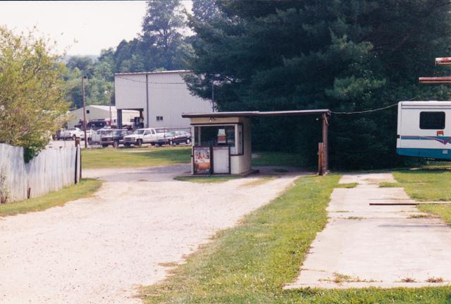 Waynesville Drive-In, Waynesville NC