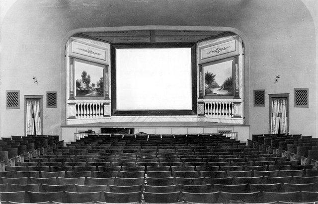 AMERICAN Theatre; Canton, New York.