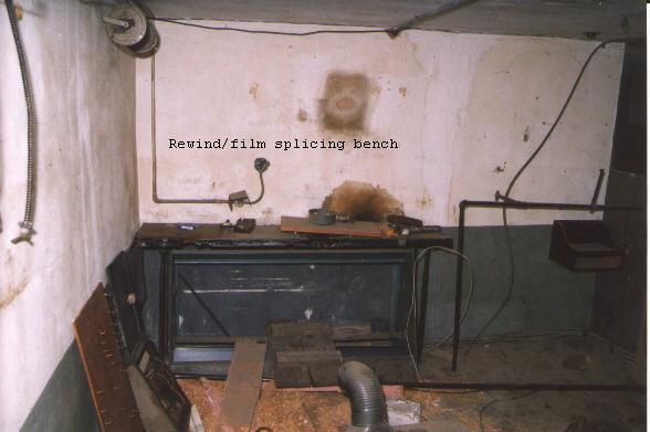 Rewind bench