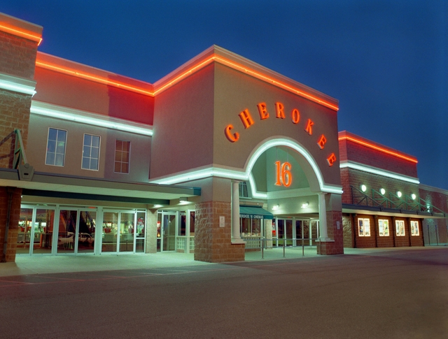 Regal Cherokee Stadium Cinemas 16