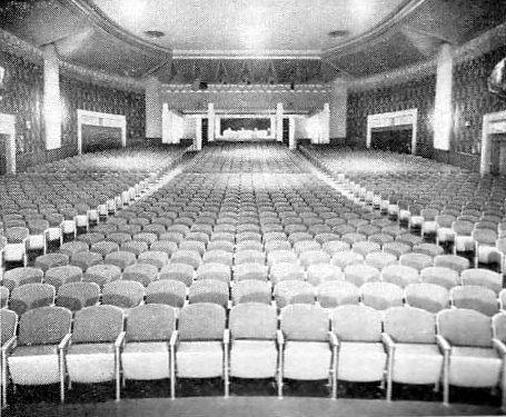 ELLIS Theatre; Philadelphia, Pennsylvania.