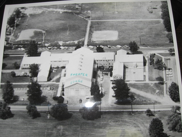 Naval Air Station Theater