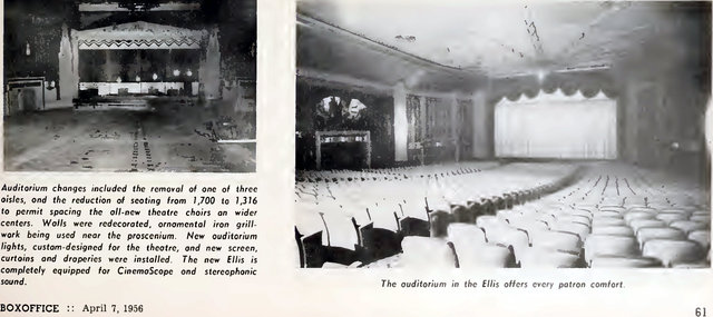 ELLIS Theatre; Philadelphia, Pennsylvania.
