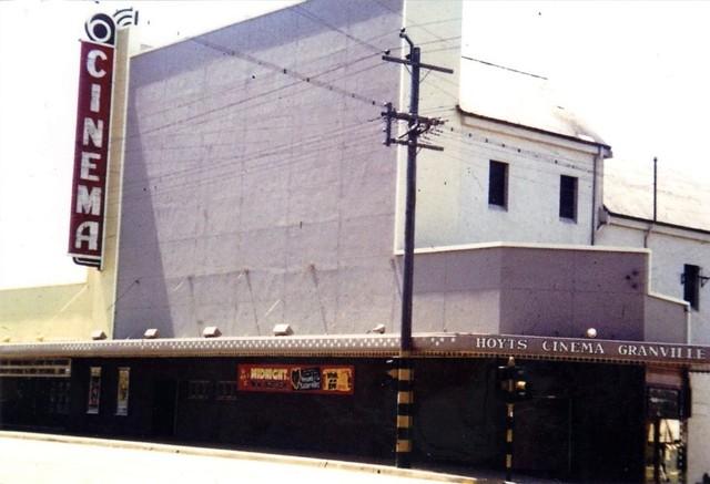 Hoyts Cinema Granville