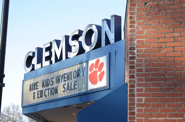 Clemson Theater