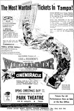 """Windjammer"" in Cinemiracle Coming to Park Theatre, Tampa FL"