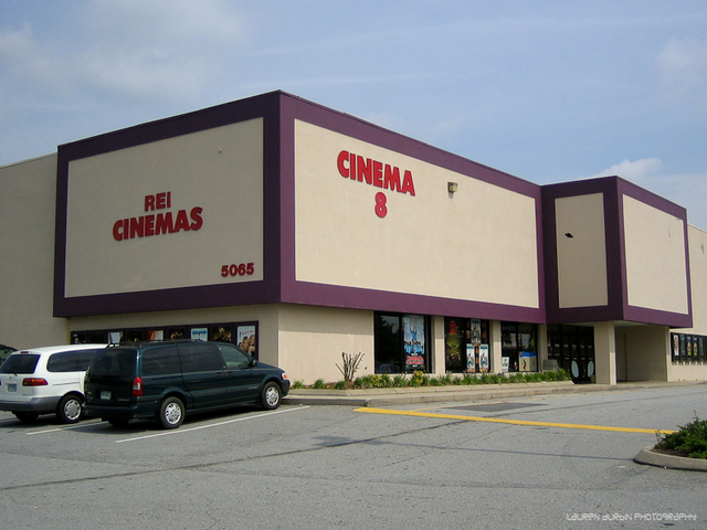 Easley Cinema 8