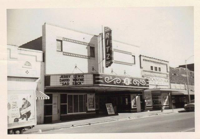 The Ritz Theatre - 1957