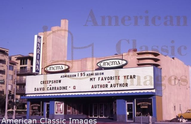 Marina Theater 1982