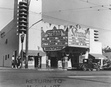 Strand Theater 1938