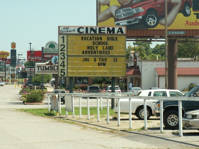 Old Orchard Cinema 5