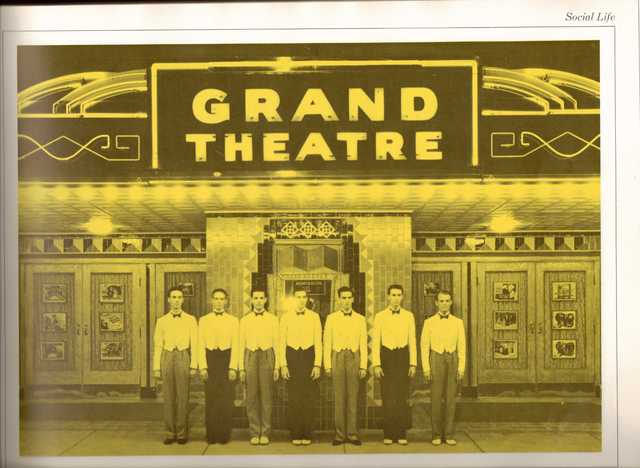 Classic Picture of the Grand Theatre