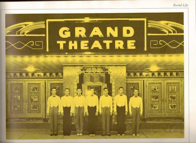 Classic Picture of the Grand Theatre