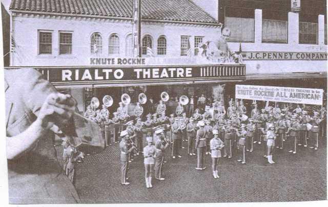 Rialto in 1940