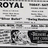 TYPICAL AD FOR THE ROYAL THEATRE