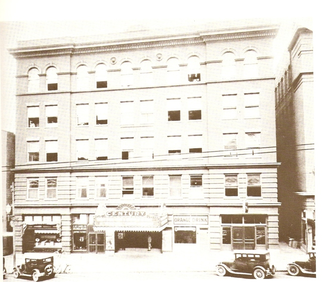 The Century Theatre and Office Building