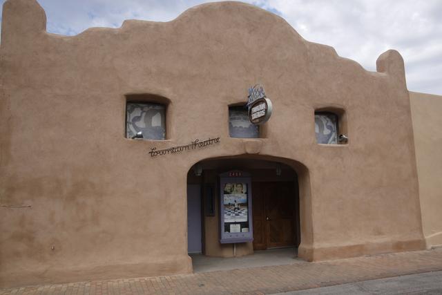 Exterior - main entrance