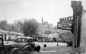 VALLEY Theatre; Newaygo, Michigan.