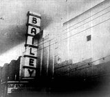 BAILEY Theatre; Wilmington, North Carolina, 1940.