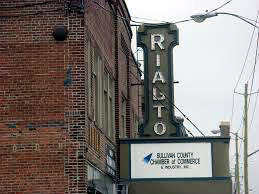 RIALTO Theatre; Monticello, New York.