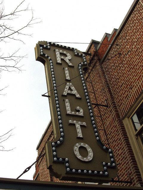 RIALTO Theatre; Monticello, New York.