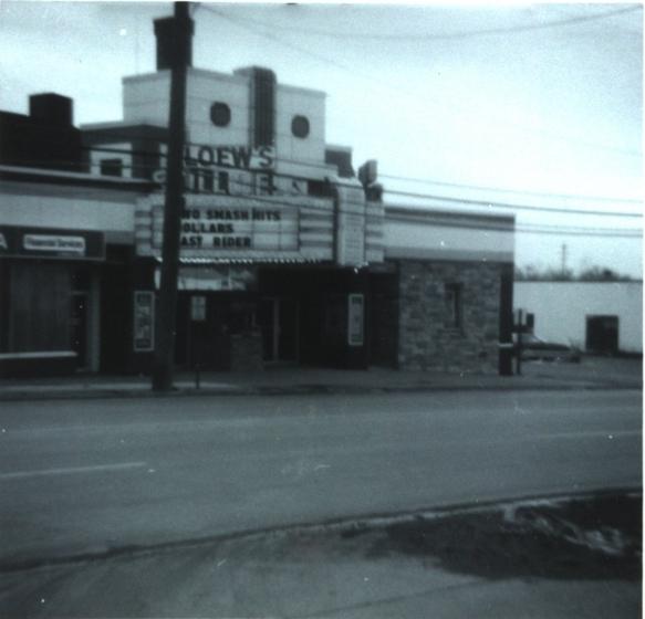 Loew's Stillwell - Jan. 1973