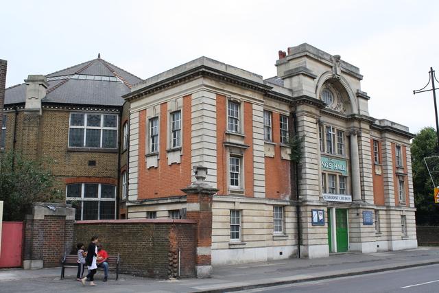 King's Hall, Southall