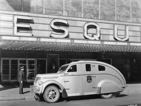 ESQUIRE Theatre; Chicago, Illinois.