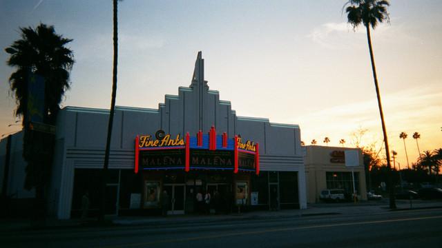 Fine Arts Theatre - 2001