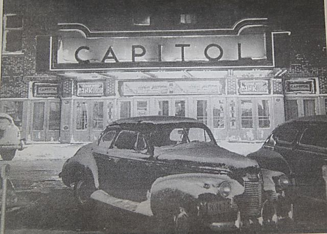 Capitol Theatre, Dunkirk, NY