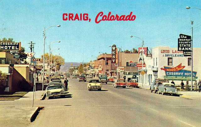 Craig colorado movie theatre