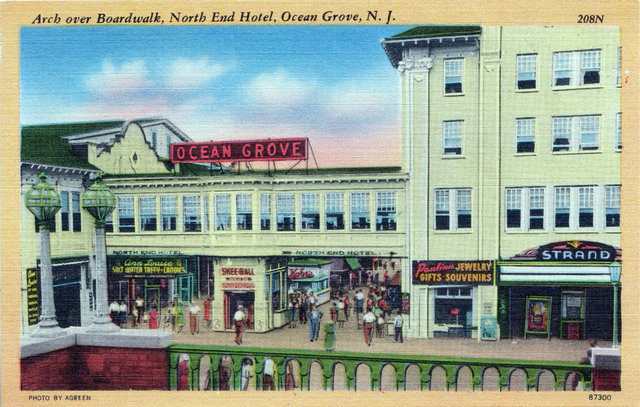 STRAND Theatre; Ocean Grove, New Jersey.