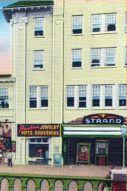 STRAND Theatre; Ocean Grove, New Jersey.