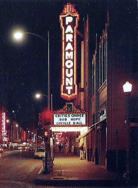 PARAMOUNT Theatre; Amarillo, Texas.