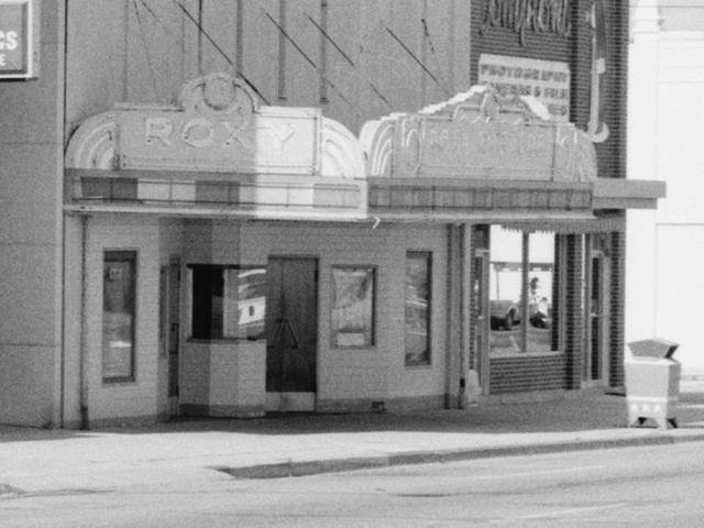 ROXY Theatre; Brigham City, Utah.
