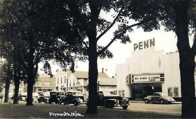 PENN Theatre; Plymouth, Michigan.