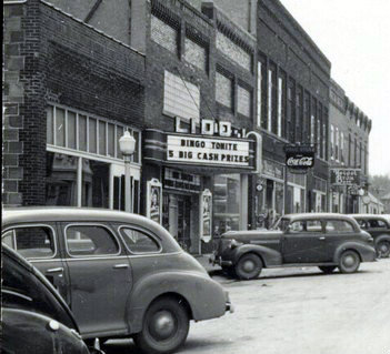 LIDO Theatre; Manly, Iowa.