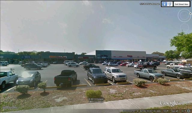 Dunedin Plaza Shopping Center