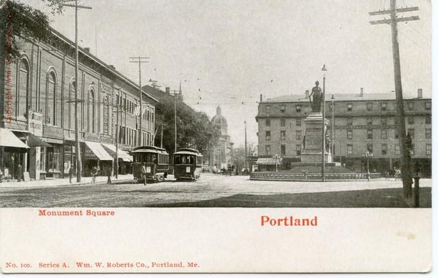 PORTLAND Theatre; Portland, Oregon.