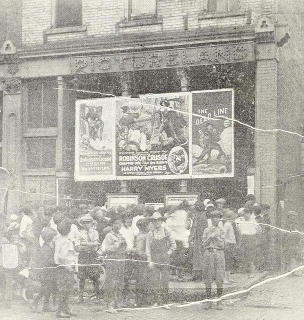 Pictureland Theatre, Kokomo, 1922