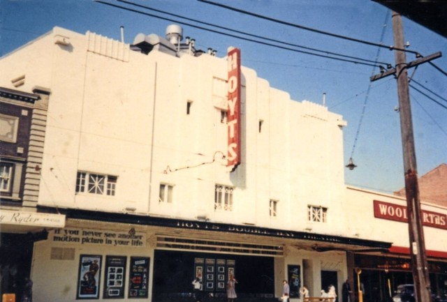 Hoyts Double Bay Theatre