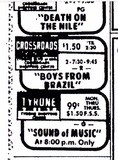 "Tyron Theatre, St. Petersburg, FL, ""The Sound of Music"" for 99-cents!"