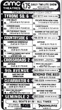9th Avenue Theatre, St. Petersburg, FL, Theatre Closing Ad