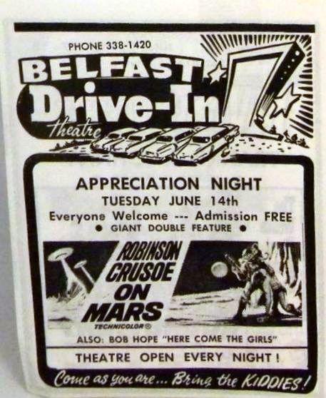 Belfast Drive-In