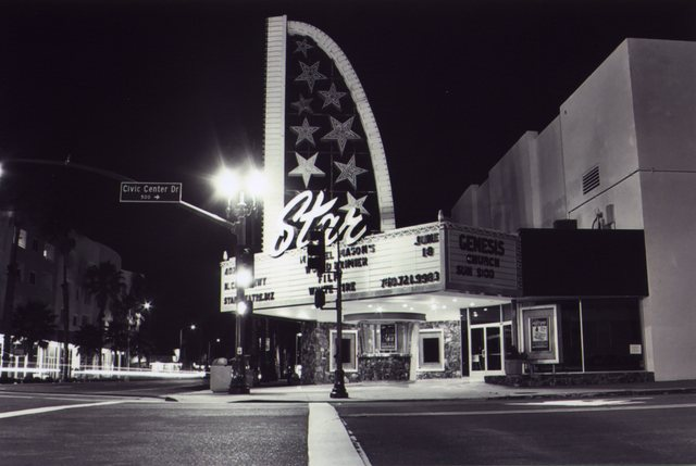 Star Theatre - Oceanside, CA