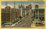 Downtown San Diego (undated)