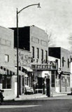 DEVON Theatre; Francesville, Indiana.