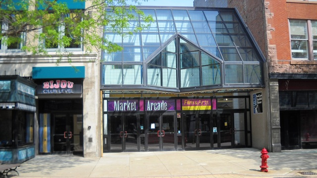 Market Arcade Film & Arts Centre