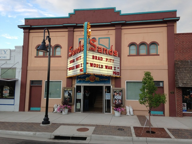 Brush (CO) United States  city photos gallery : Sands Theatre in Brush, CO Cinema Treasures
